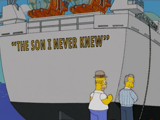 O pai do Homer