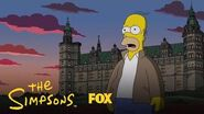 Homer Reminisces On Great American Food Season 29 Ep