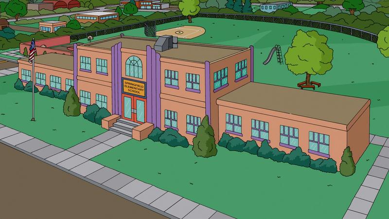 École élémentaire de Springfield