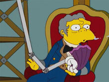 Homer máquina vingança moe 3