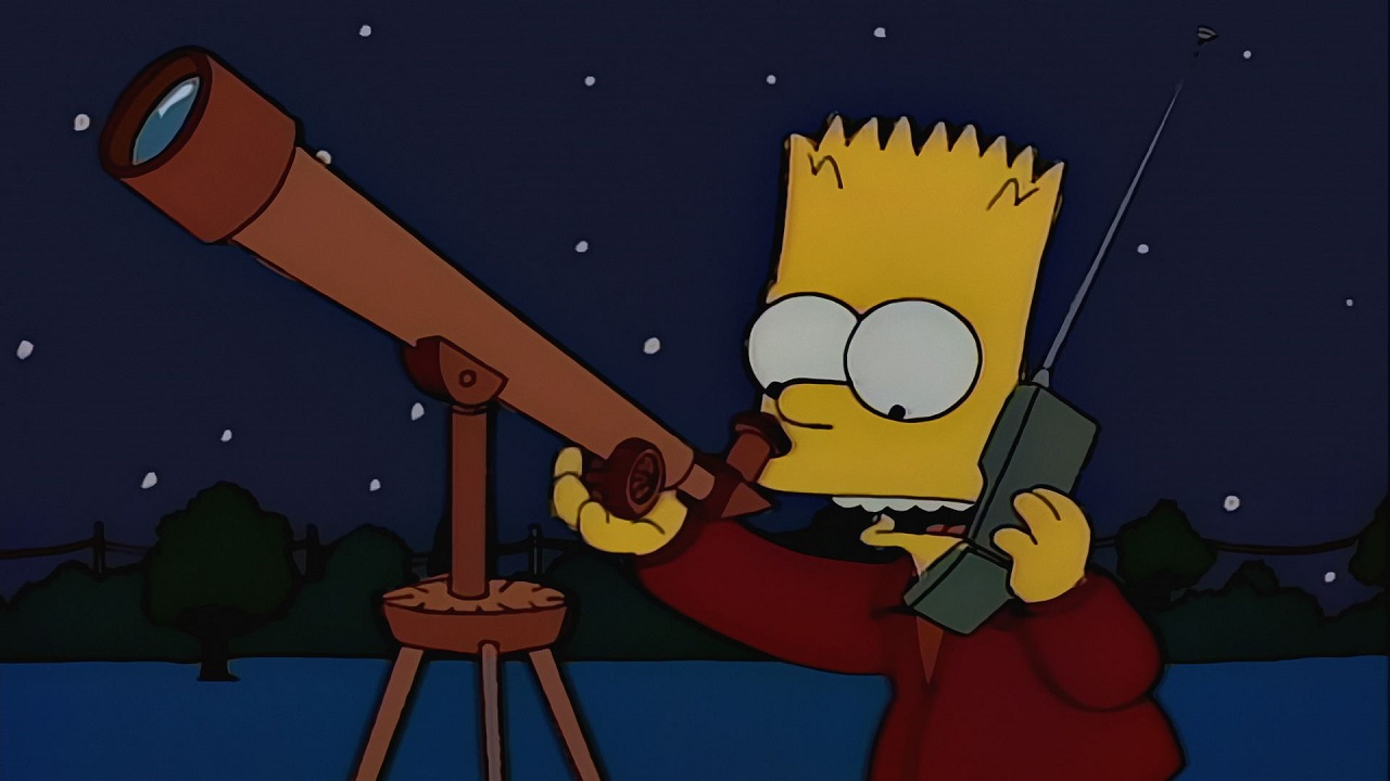 La Comète de Bart