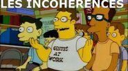 Parlons Simpson 11 Les incohérences