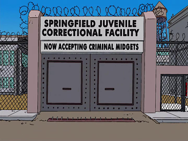 Springfield Juvenile Correctional Facility
