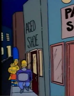 Aced Shoe