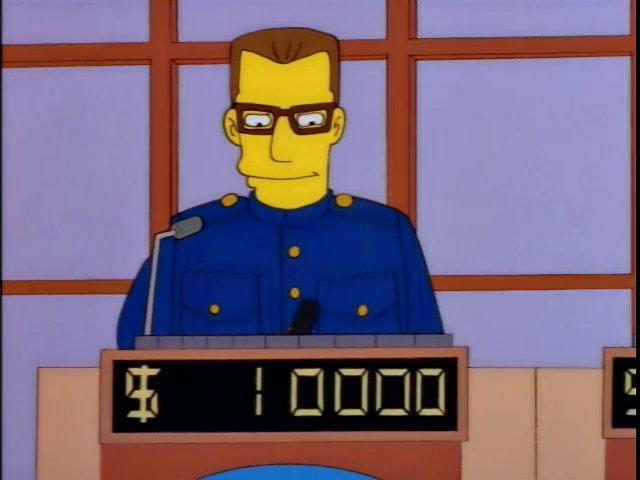 Jeopardy Contestant 1