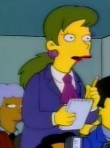 Reporter ('Round Springfield)
