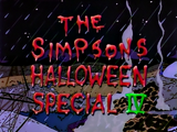 The Simpsons Halloween Special IV - Title Card