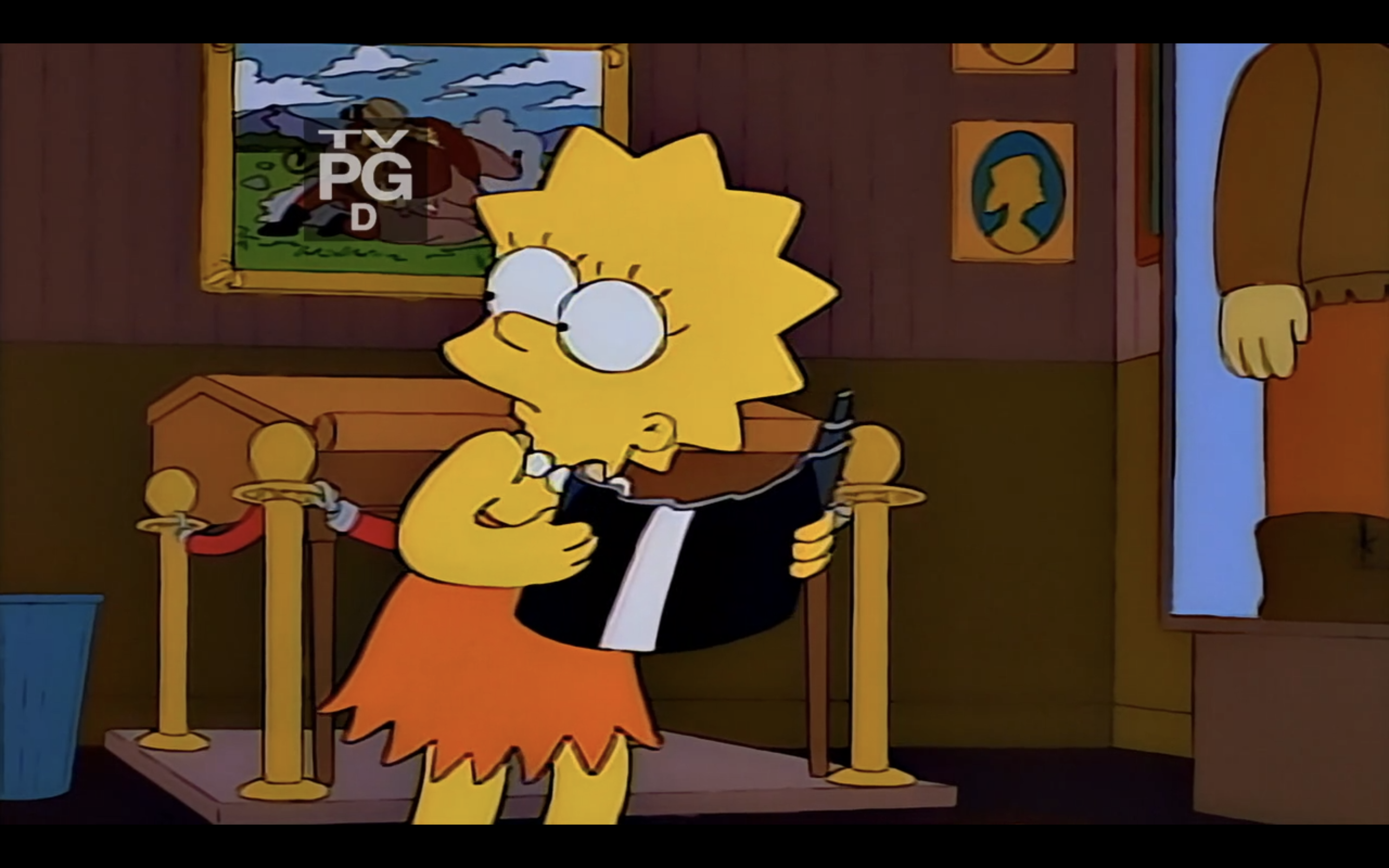 Lisa the Iconoclast/References