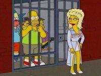 Cela de detenção do estádio