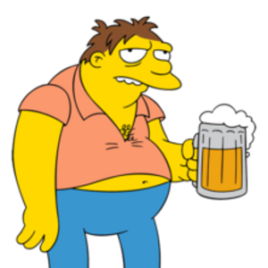 222px-Barney Gumble.PNG