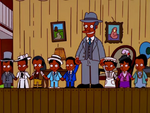 Apu & The Octuplets in My Fair Lady