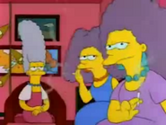 Jacqueline with Patty and Selma young in I Married Marge