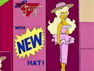 Malibu stacy with new hat doll