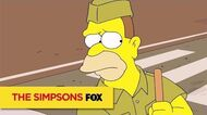 """THE SIMPSONS They Feel Weird from """"Let's Go Fly A Coot"""" ANIMATION on FOX"""