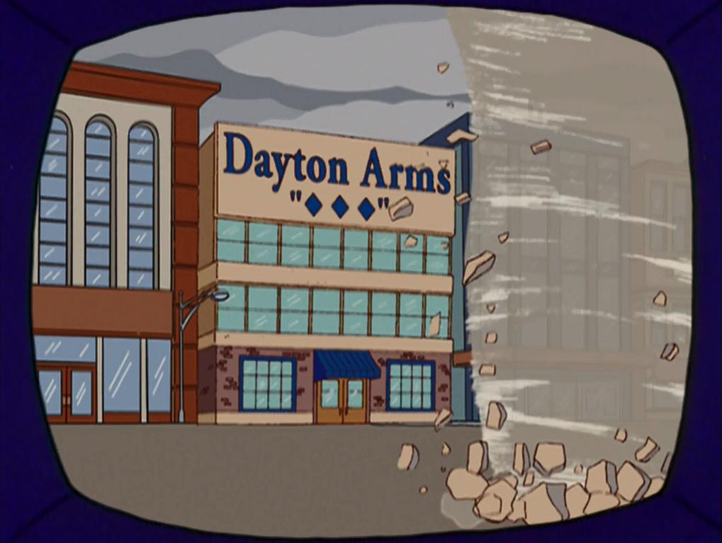 Dayton Arms Hotel