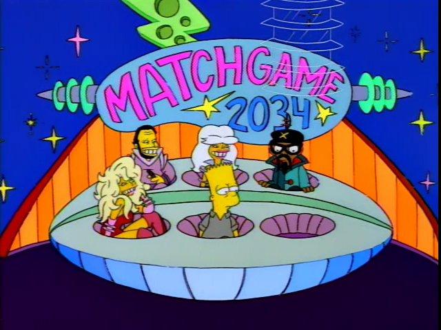 Matchgame 2034