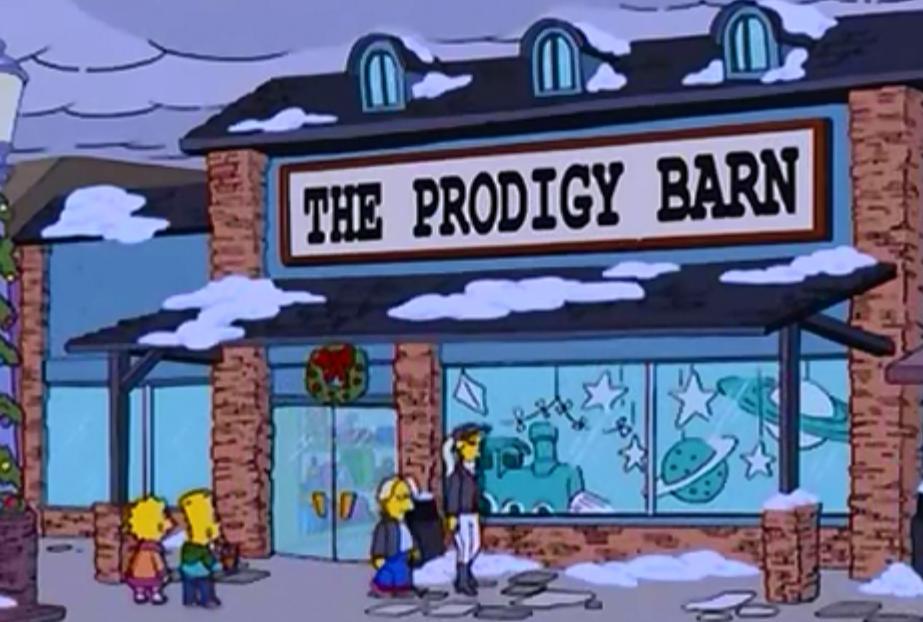 The Prodigy Barn