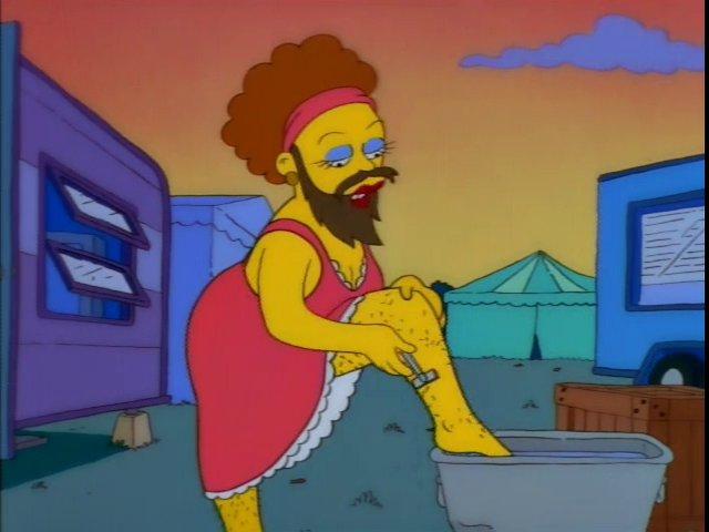 Bearded Lady (Bart Carny)