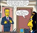 Russ Cargill in comics
