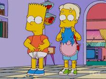 Bart david come short