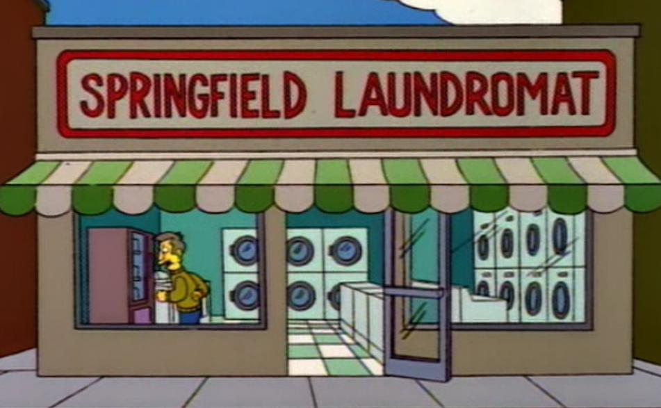 Springfield Laundromat