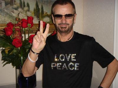 Sir Ringo Starr