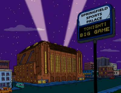 Palácio de Esportes de Springfield