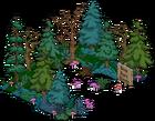TSTO Deep Dark Woods