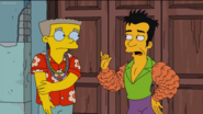 The burns cage - smithers and julio 8