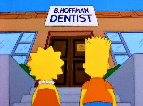 B. Hoffman Dentist