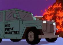 Jeep Industries Kid First
