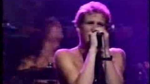 Alice in Chains - Man in the Box (live)