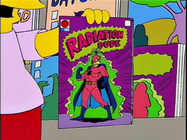 Radiation Dude