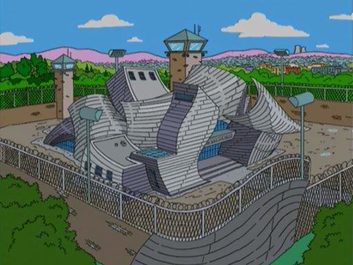 Prisão Estadual Montgomery Burns