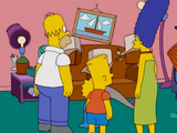 Dancing Furniture couch gag