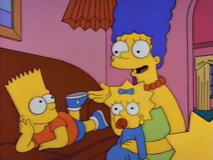 Lisa's First Word 12