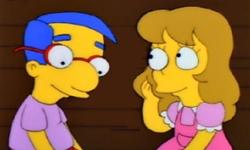 Bart's Friend Falls in Love