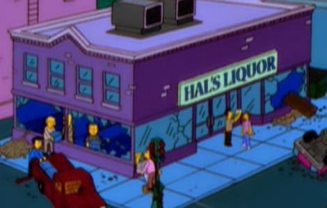 Hal's Liquor