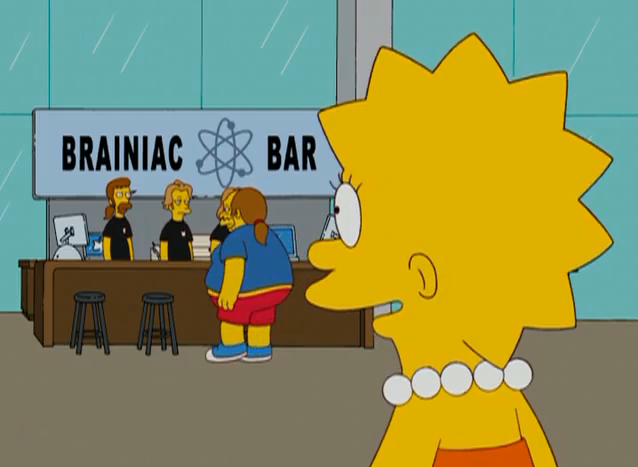 Brainiac Bar