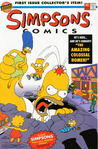 The Amazing Colossal Homer