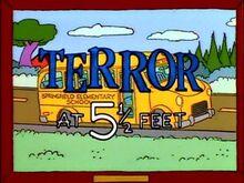 Simpsons halloween THOH IV B