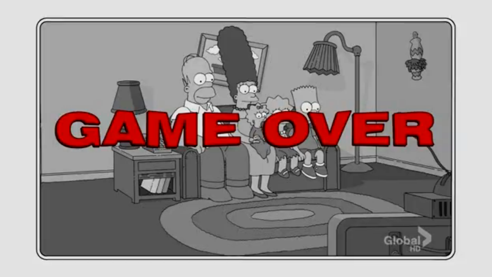 Couch Gag Game couch gag