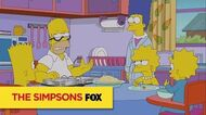 "Homer Can't Afford to Take a Break from ""Bart's New Friend"" THE SIMPSONS ANIMATION on FOX"