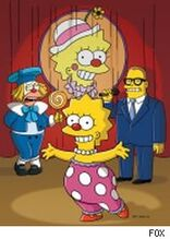 Lisa krusty