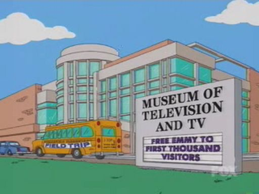Museum of Television and TV