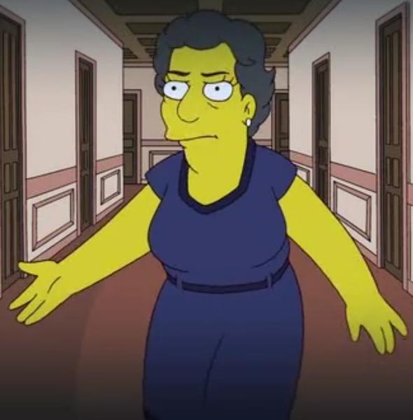 Viktor's wife