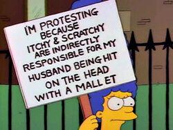 Zdrapek Poharatka i Marge.jpg