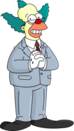 Krusty the Christian