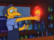Flaming Moe's 40