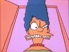 Marge Angry (Making Faces)